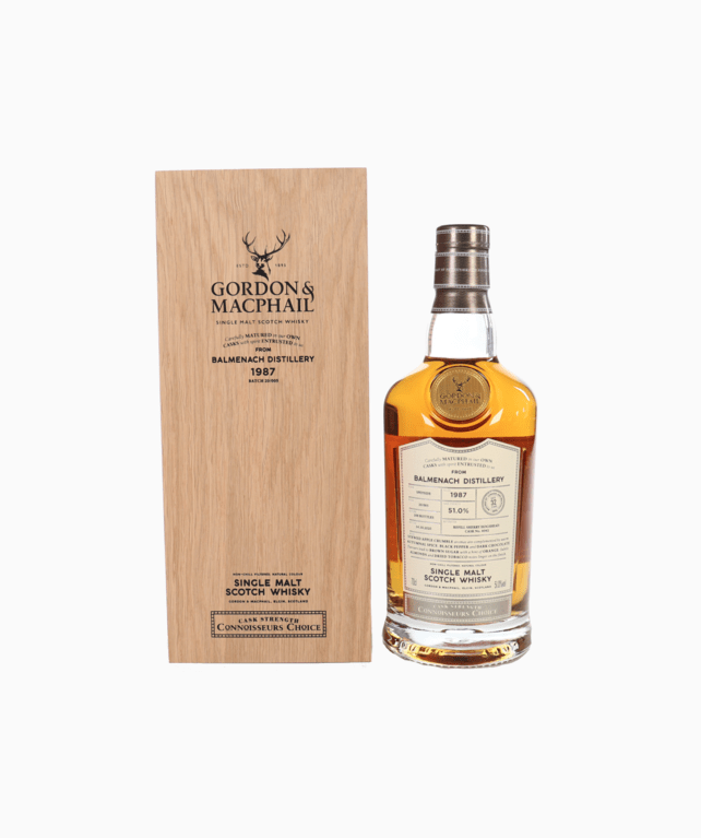 Balmenach -  32 Year Old (1987) Gordon & Macphail (Connoisseurs Choice)