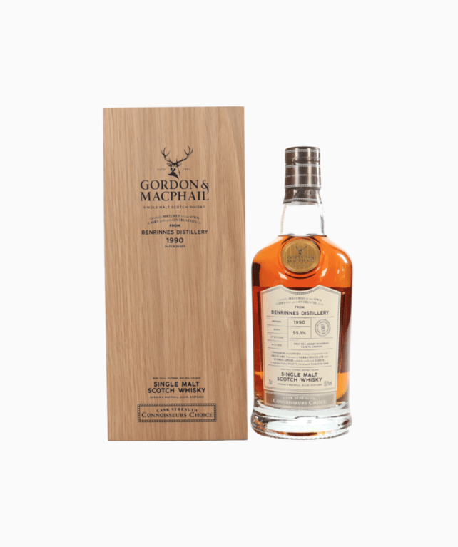 Benrinnes - 30 Year Old (1990) Gordon & MacPhail (Connoisseurs Choice)