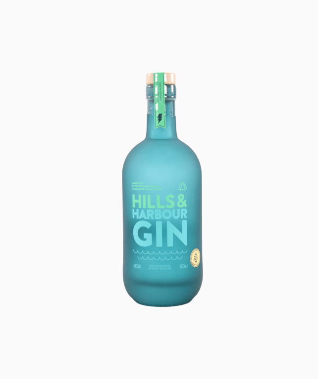 Crafty Distillery - Hills and Harbour Gin