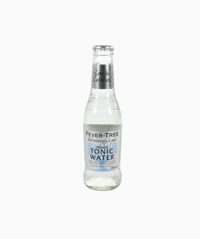Fever Tree - Refreshingly Light Indian Tonic Water