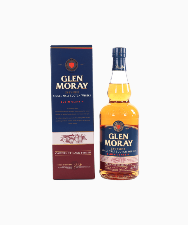 Glen Moray - Cabernet Cask Finish