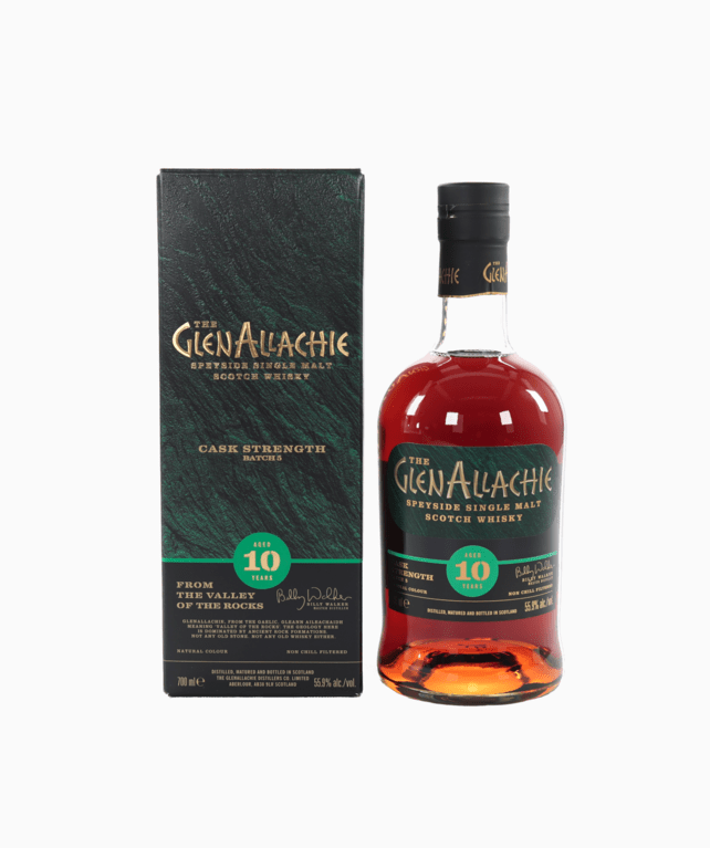 Glenallachie - 10 Year Old (Cask Strength Batch #5)