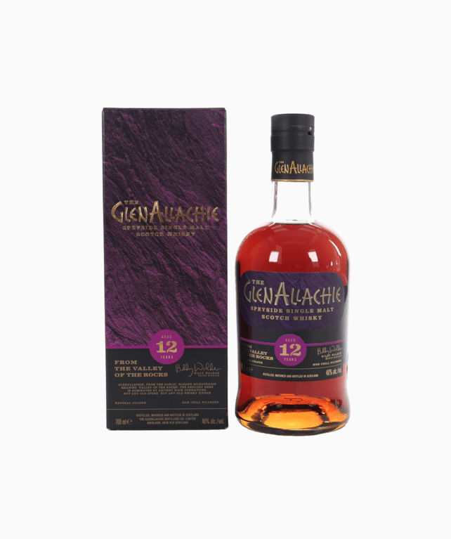 Glenallachie - 12 Year Old