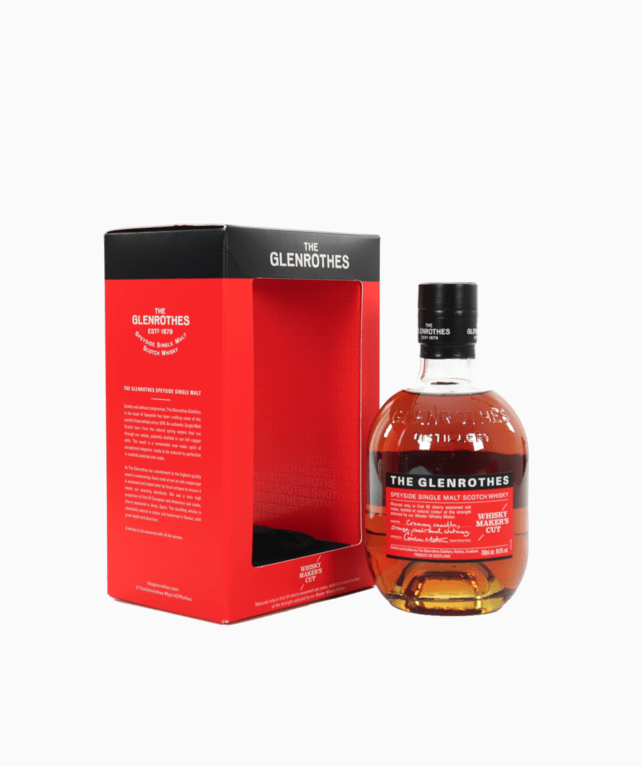 Glenrothes - Whisky Makers Cut