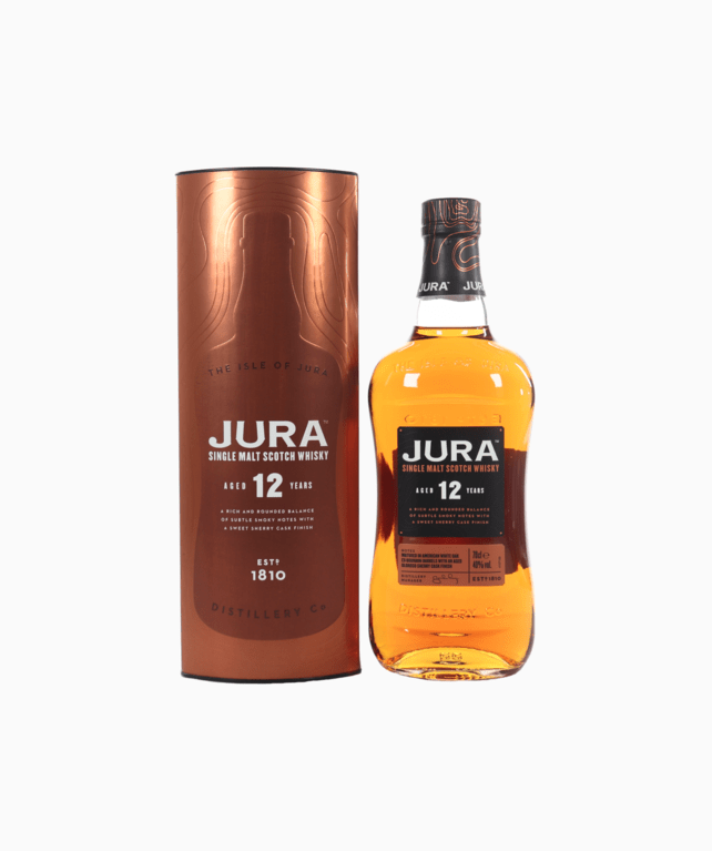Isle of Jura - 12 Year Old (Sherry Cask Finish)