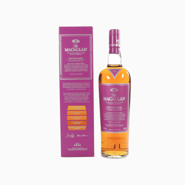 Macallan - Edition No.5