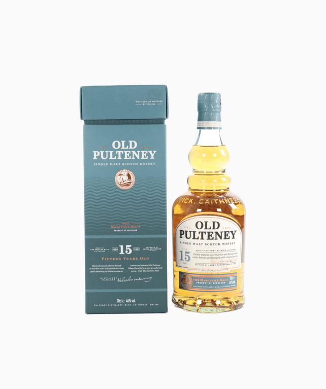 Old Pulteney - 15 Year Old