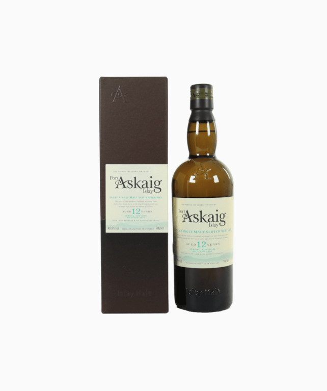 Port Askaig - 12 Year Old (Spring Edition)