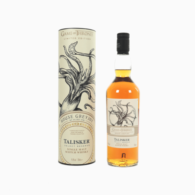 Talisker - Select Reserve (Game of Thrones) House Greyjoy