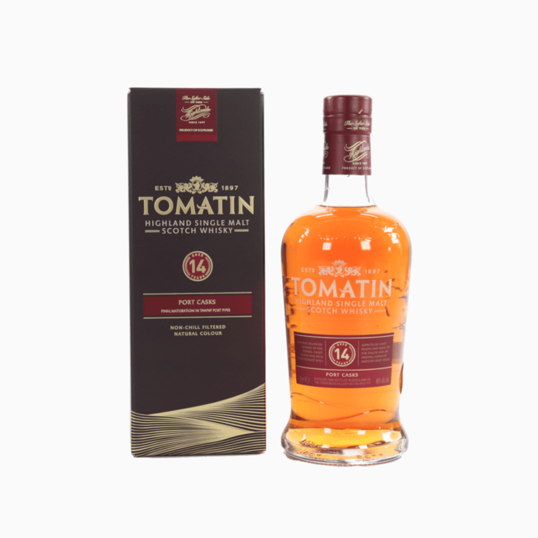 Tomatin - 14 Year Old (Port Casks)